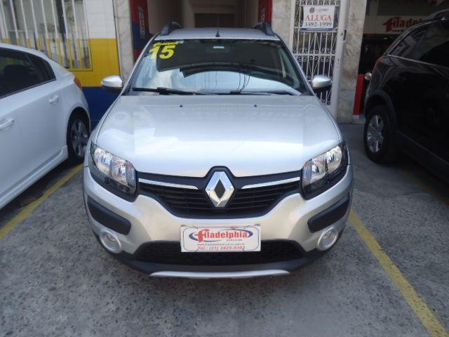 Renault Sandero Stepway 1.6 8V - Foto #1