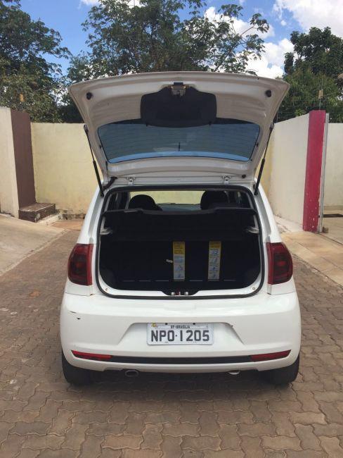 Volkswagen Fox 1.6 8V I-Motion (Flex) - Foto #10