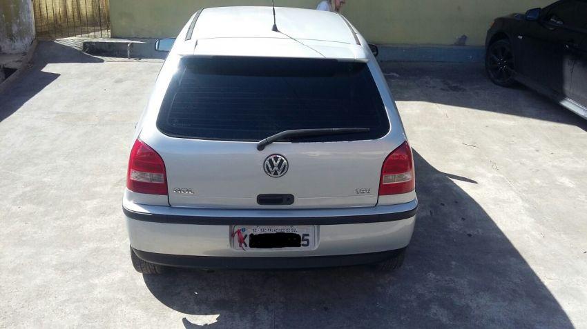 Volkswagen Gol 1.0 MI 16V Série Ouro - Foto #7