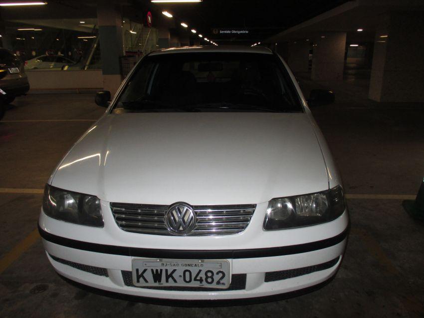 Volkswagen Gol 1.0 8V 2p - Foto #1