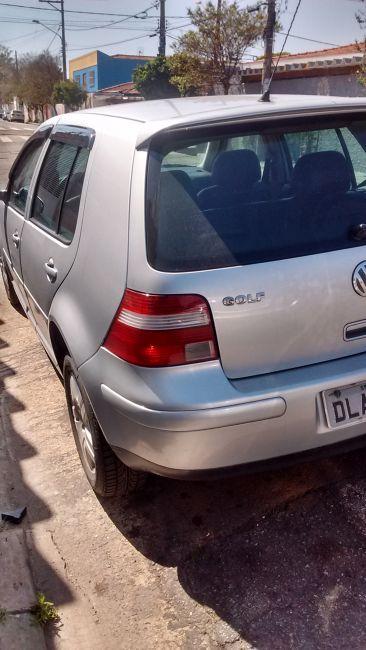 Volkswagen Golf Trip 1.6 MI - Foto #4