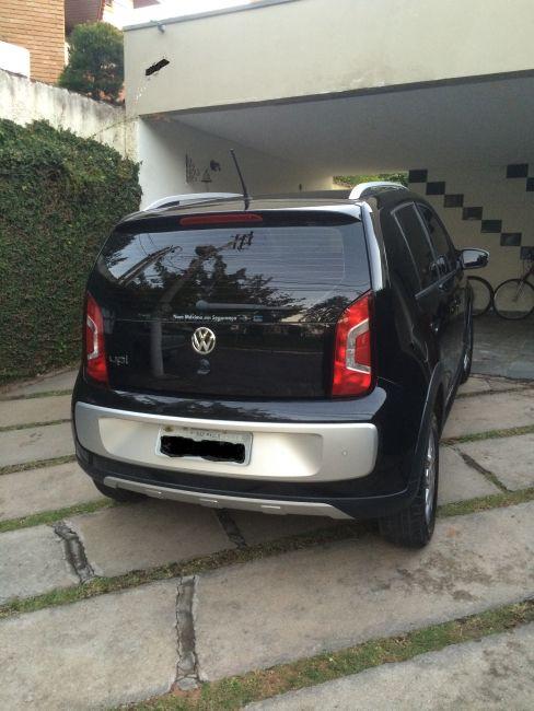 Volkswagen Up! 1.0 12v E-Flex cross up! - Foto #3