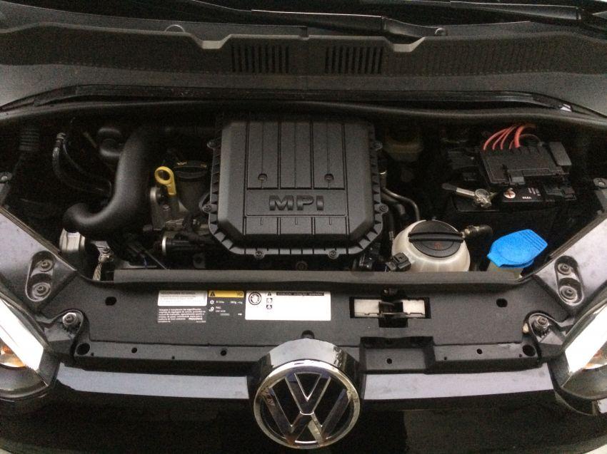 Volkswagen Up! 1.0 12v E-Flex cross up! - Foto #8