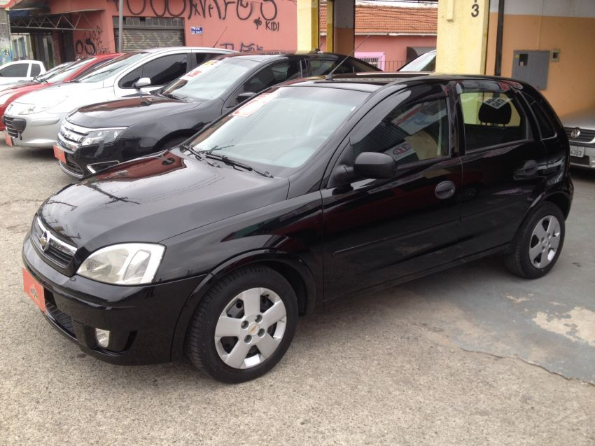Chevrolet Corsa Hatch Joy 1.0 (Flex) - Foto #1