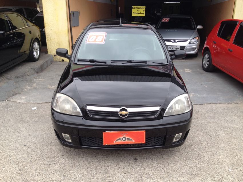 Chevrolet Corsa Hatch Joy 1.0 (Flex) - Foto #2