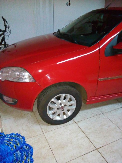 Fiat Palio Attractive 1.4 (Flex) - Foto #5