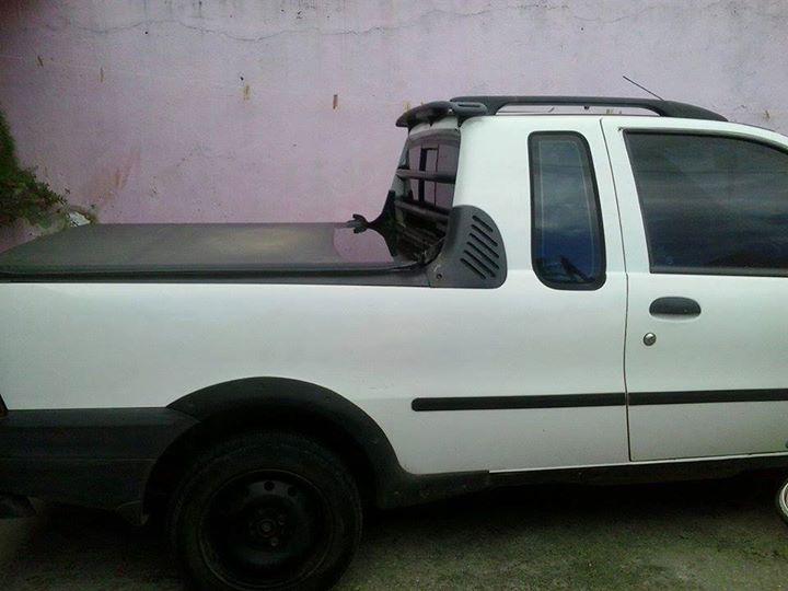 Fiat Strada Working 1.5 Mpi (Cab Estendida) - Foto #5