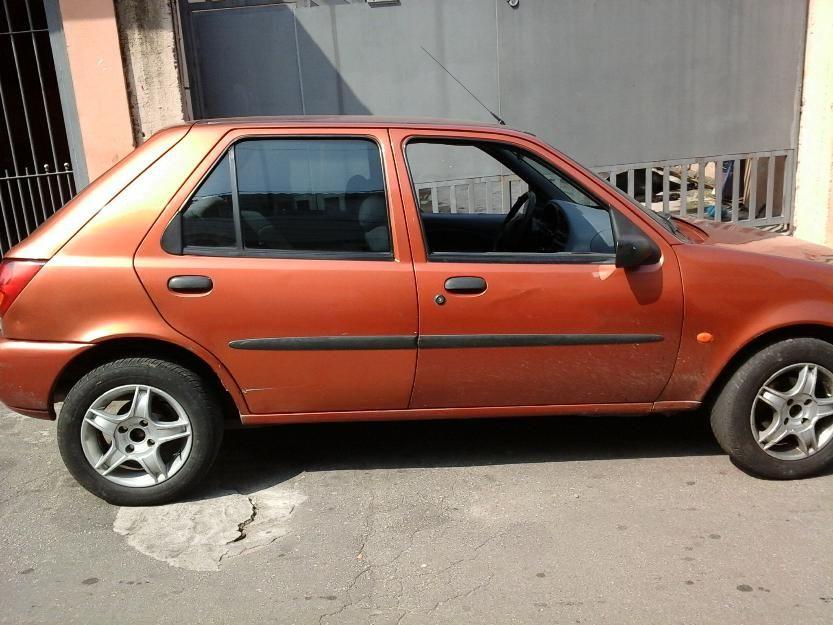 Ford Fiesta Hatch CLX 1.4 MPi 16V 2p