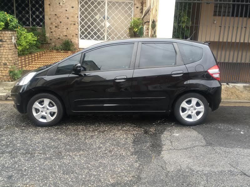 Honda Fit LX 1.4 (flex) - Foto #4