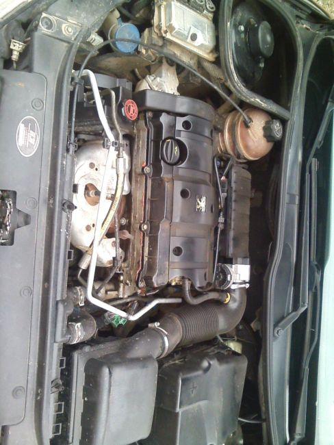 Peugeot 206 SW Feline 1.6 - Foto #1