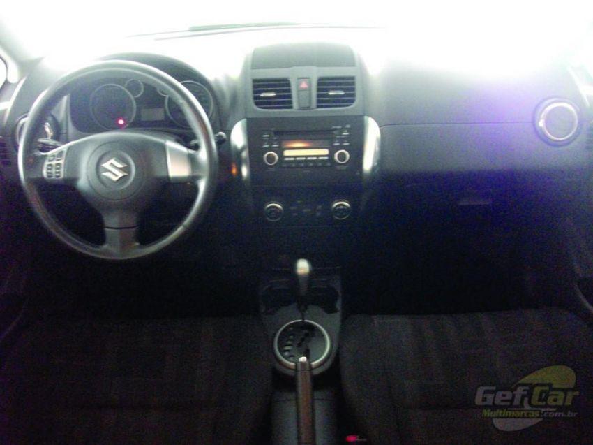 Suzuki SX4 2.0 16V 4WD (Aut) - Foto #1