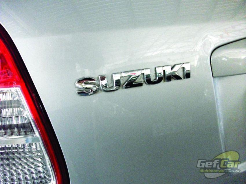 Suzuki SX4 2.0 16V 4WD (Aut) - Foto #6