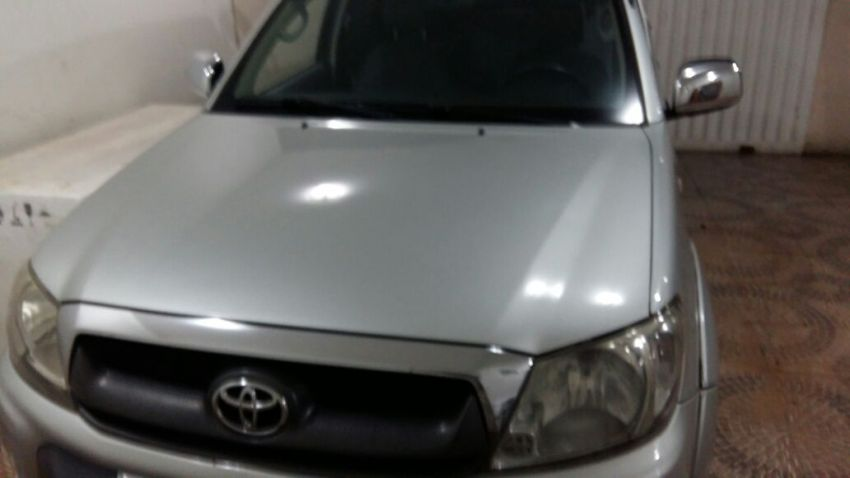 Toyota Hilux STD 4x4 2.5 (cab. dupla) - Foto #6