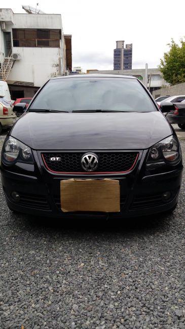 Volkswagen Polo Hatch. 2.0 8V - Foto #5