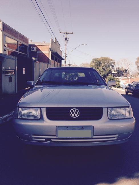 Volkswagen Santana Comfortline 1.8 MI - Foto #7