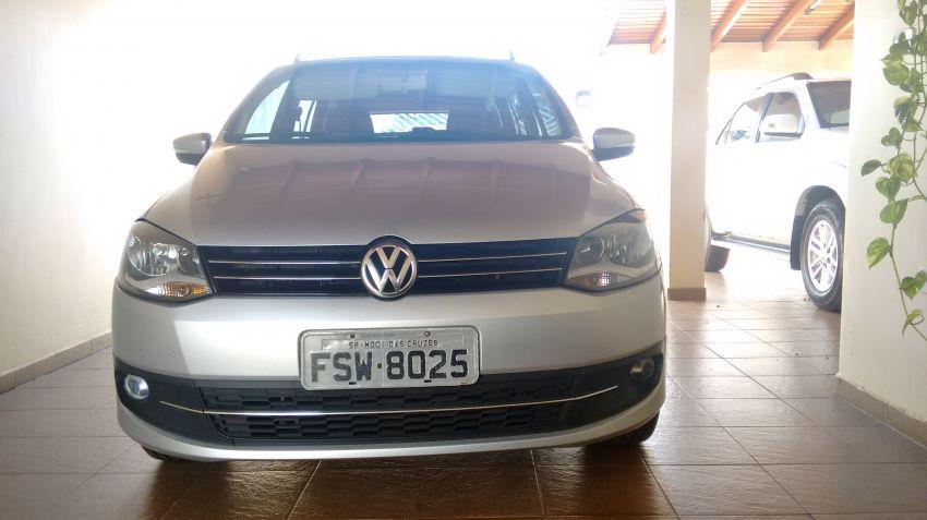 Volkswagen SpaceFox 1.6 8V Trend I-Motion (Flex) - Foto #7