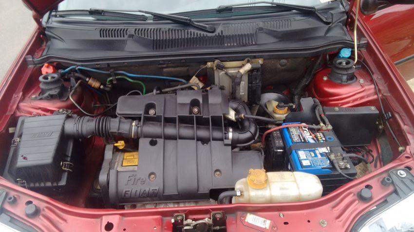 Fiat Palio Fire Economy 1.0 (Flex) 4p - Foto #6