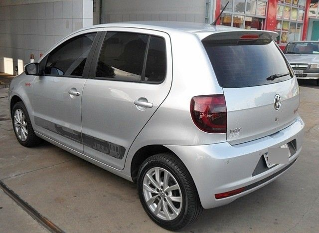 Volkswagen Fox Rock in Rio 1.6 MSI (Flex) - Foto #4