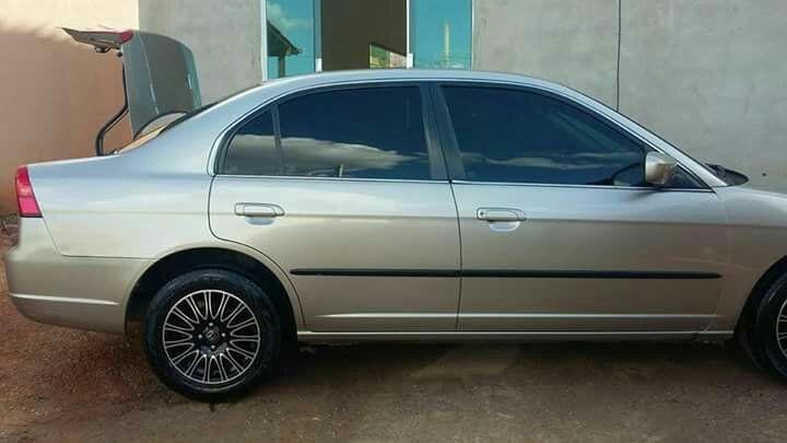 Honda Civic Sedan EX 1.7 16V (aut) - Foto #1
