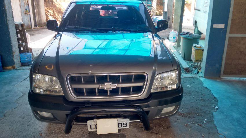 Chevrolet Blazer Tornado 4x2 2.4 MPFi - Foto #2