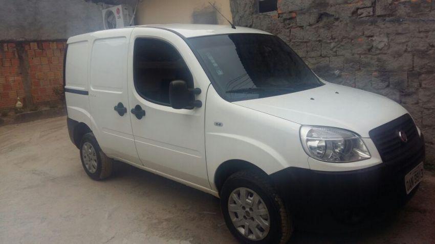 Fiat Doblò Cargo 1.4 8V (Flex) - Foto #1