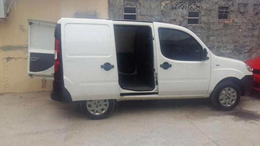 Fiat Doblò Cargo 1.4 8V (Flex) - Foto #2