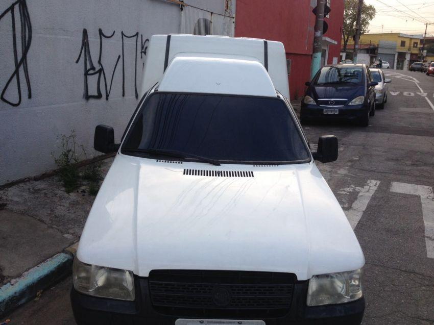 Fiat Fiorino Furgao Fire 1.3 - Foto #4