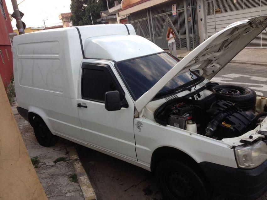 Fiat Fiorino Furgao Fire 1.3 - Foto #5
