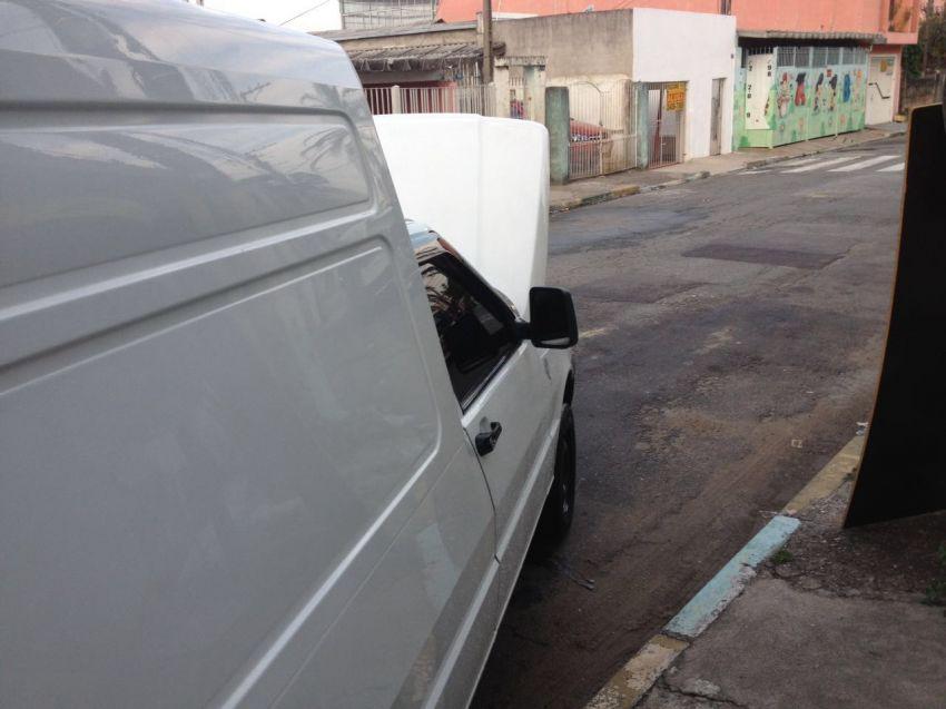 Fiat Fiorino Furgao Fire 1.3 - Foto #6