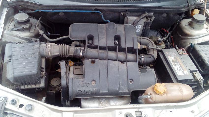 Fiat Palio EX 1.0 8V Fire - Foto #6