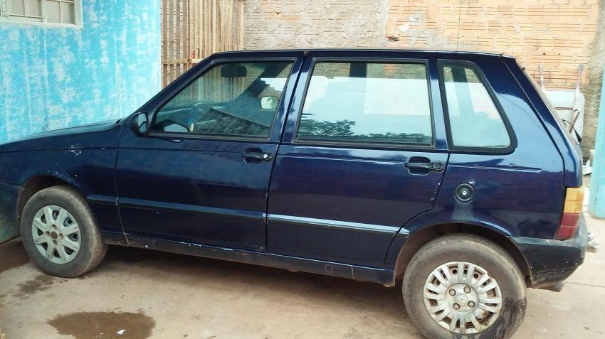 Fiat Uno Mille 1.0 - Foto #7