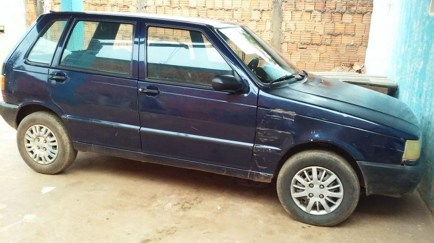 Fiat Uno Mille 1.0 - Foto #8