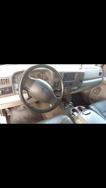 Ford F-250 XLT 4x4 3.9 (Cab Dupla) - Foto #3