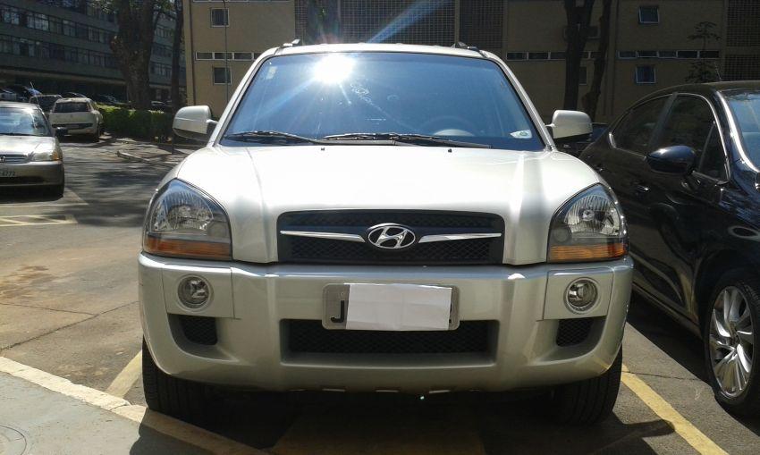 Hyundai Tucson GLS 2.0 16V (aut) - Foto #1