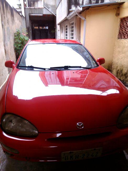 Mazda MX 3 GS 1.6 16V - Foto #1