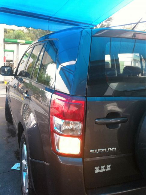 Suzuki Grand Vitara 2.0 16V - Foto #3