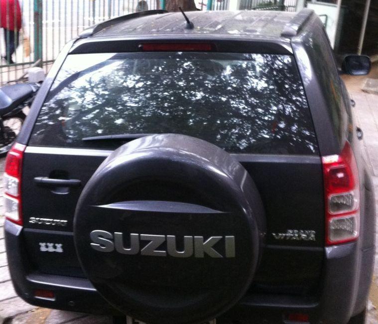Suzuki Grand Vitara 2.0 16V - Foto #6