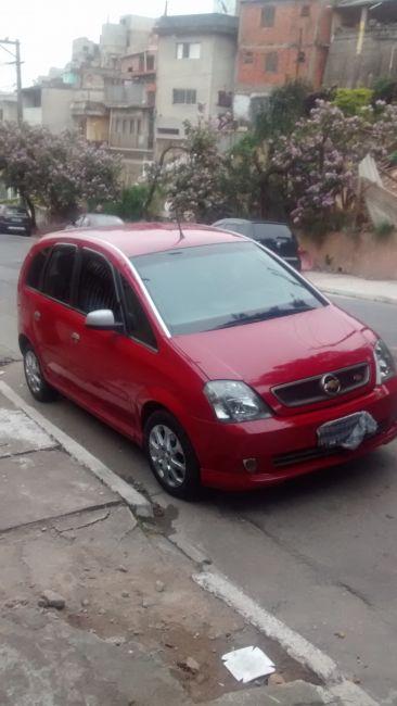 Chevrolet Meriva SS 1.8 (Flex) - Foto #1