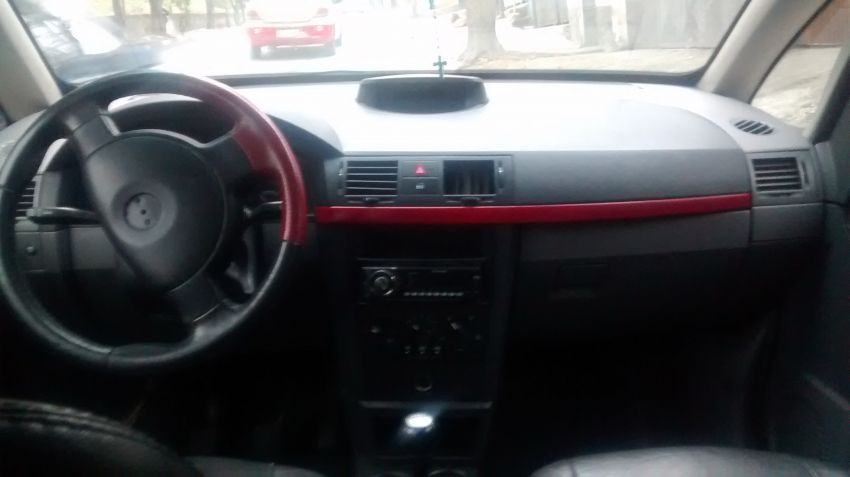 Chevrolet Meriva SS 1.8 (Flex) - Foto #5