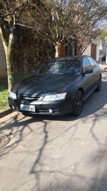 Chevrolet Omega CD 3.8 SFi V6 (Aut) - Foto #1