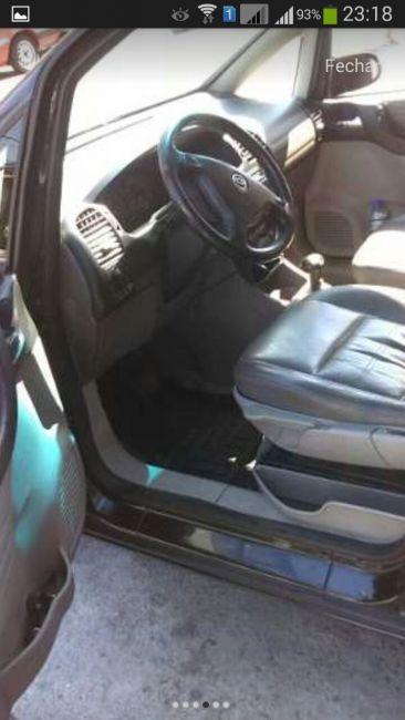 Chevrolet Zafira CD 2.0 8V (Aut) - Foto #4