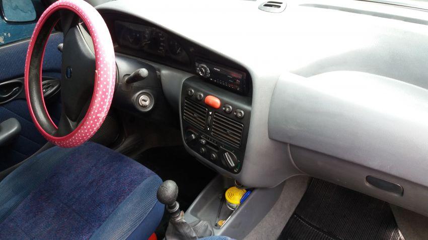 Fiat Palio ELX 1.0 MPi 4p - Foto #5