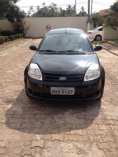 Ford Ka 1.0 (Flex) - Foto #1