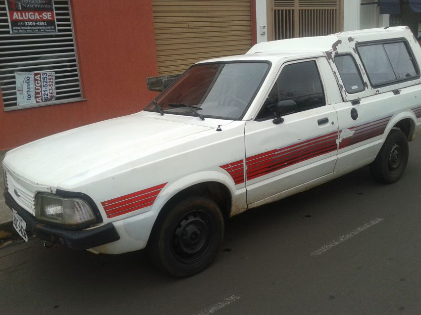 Ford Pampa Ghia 1.8 (Cab Simples) - Foto #1