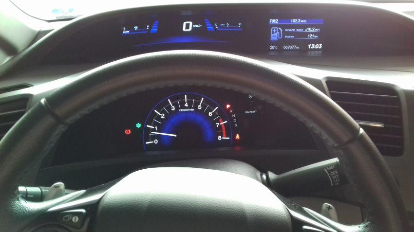 Honda Civic 2.0 i-VTEC LXR (Aut) (Flex) - Foto #4