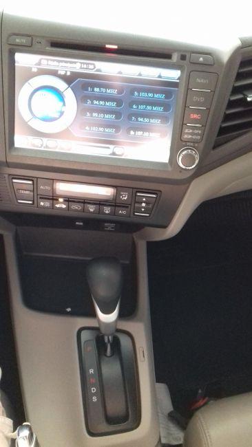 Honda Civic 2.0 i-VTEC LXR (Aut) (Flex) - Foto #5