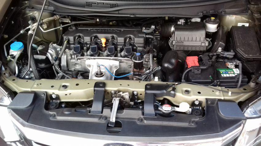 Honda Civic 2.0 i-VTEC LXR (Aut) (Flex) - Foto #10
