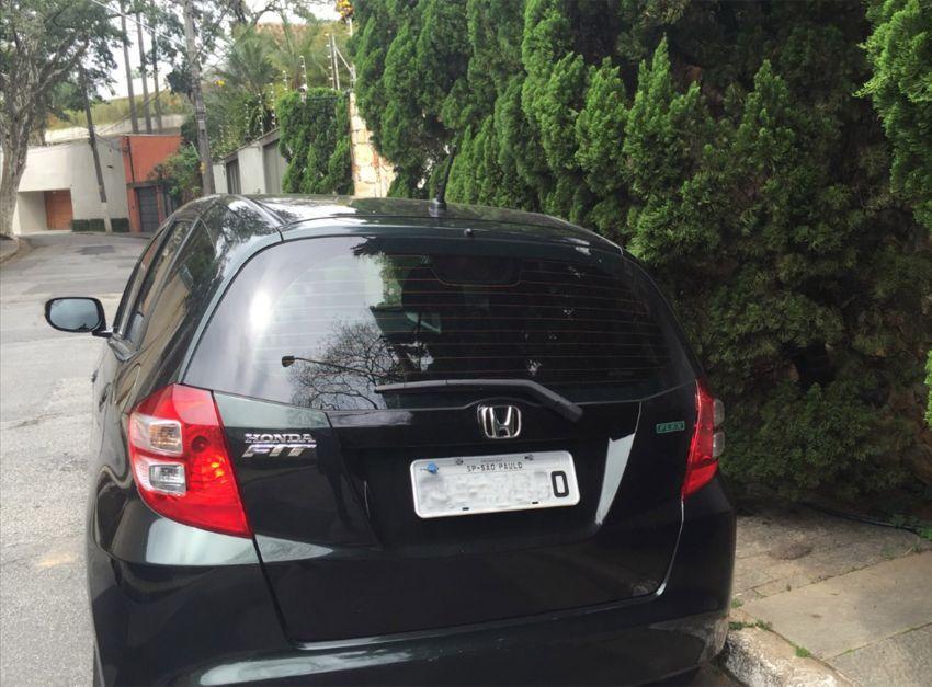 Honda Fit LX 1.4 (flex) (aut) - Foto #1