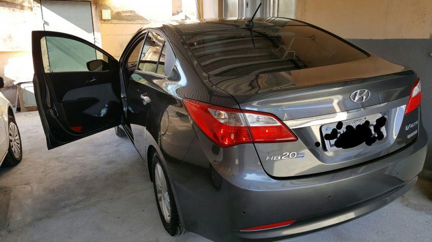 Hyundai HB20 1.6 S Premium (Aut) - Foto #1