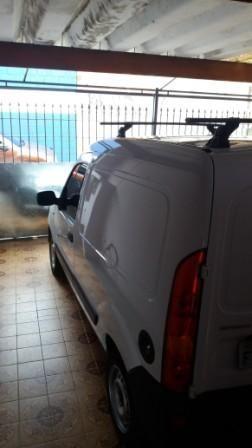 Renault Kangoo Express 1.6 16V Hi-Flex (com porta lateral corr.) - Foto #1